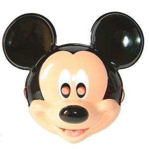 お面 ミッキーマウス 1枚入り 〔縁日 景品〕|itibei