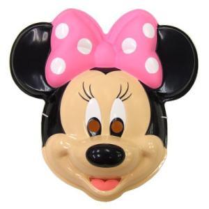 お面 ミニーマウス 1枚入り 〔縁日 景品〕|itibei