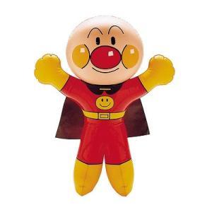 〔ビニール玩具〕立ち人形 アンパンマン (3入)|itibei