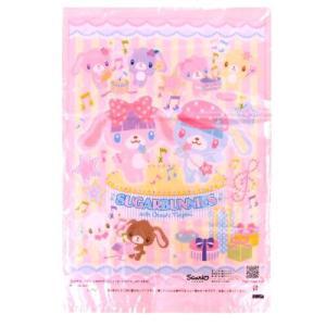 〔わた菓子〕綿菓子袋 シュガーバニーズ【2011ver】(100入)|itibei