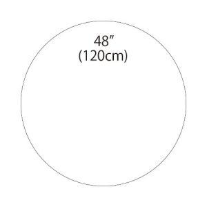 〔バルーン〕ジャイアントバルーンホワイト 120cm|itibei