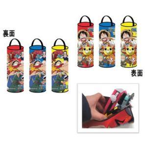ワンピース OP円筒型ペンポーチ 96(24×4)入 返品交換不可|itibei