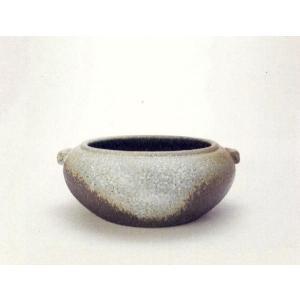 〔信楽焼 水鉢〕 滋 SHIGERU|itibei