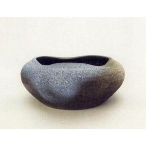 〔信楽焼 水鉢〕 游 YU|itibei