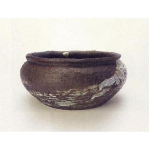 〔信楽焼 水鉢〕 雲海 UNKAI|itibei