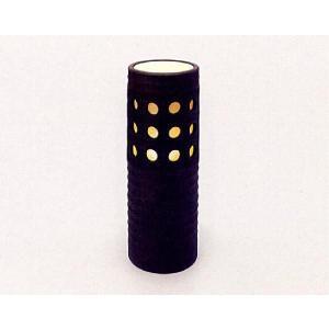 〔信楽焼 陶照明・灯り〕 サークルライト Circle Light (室内用)|itibei
