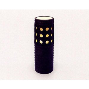 〔信楽焼 陶照明・灯り〕 サークルライト Circle Light (屋外用)|itibei