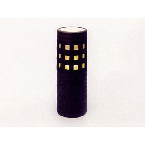 〔信楽焼 陶照明・灯り〕 スクェアライト Square Light (屋外用)|itibei
