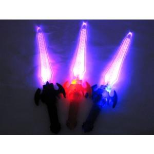 【光る玩具】フラッシュ ブレイブソード 12入|itibei