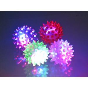 【光る玩具】光るうにボール ミニ 36入 itibei