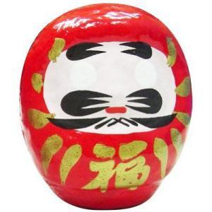 赤張子だるま 0号(1個)|itibei