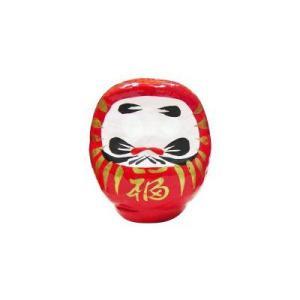 赤張子だるま 3号(1個)|itibei