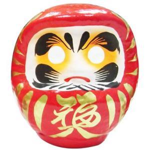 赤張子だるま 4号(1個)|itibei