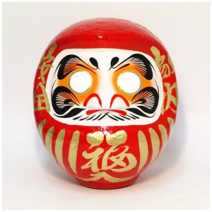 赤張子だるま 7号(1個)|itibei