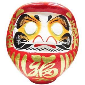 赤張子だるま 8号(1個)|itibei