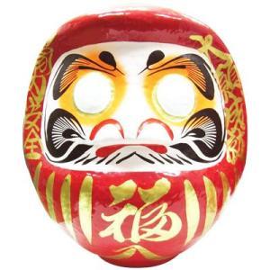 赤張子だるま 10号(1個)|itibei