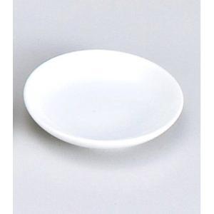 〔美濃焼 小皿〕 白2.8皿 5個組|itibei