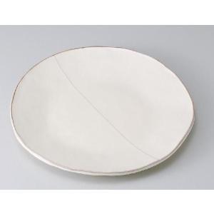 〔パスタ皿 美濃焼〕しらたま大皿|itibei