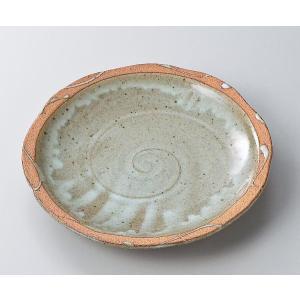 〔パスタ皿 美濃焼〕舞瑠土8.5丸皿|itibei