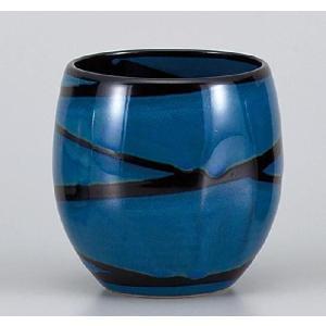 〔フリーカップ 美濃焼〕 均窯うずロックカップ|itibei