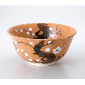 〔茶道具〕 紅志野菓子鉢 (景陶作)(化)|itibei