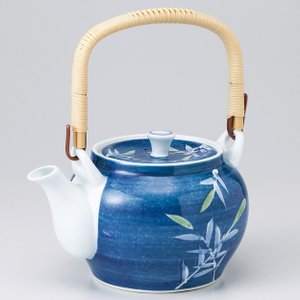 〔急須・ポット 有田焼〕 静香8号土瓶 itibei