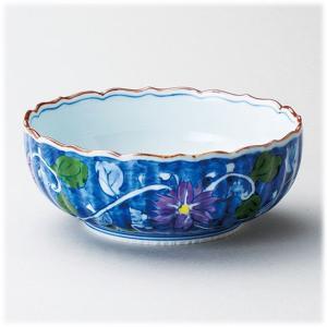 〔和皿・洋皿 有田焼〕 幸祥窯 色絵花唐草 菓子鉢|itibei