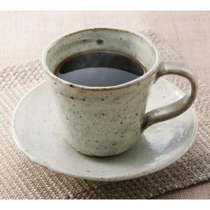 〔マグカップ 美濃焼〕 三浦繁久 粉引 コーヒー碗皿 itibei