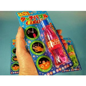 タッチバブル コーラ(12個)|itibei