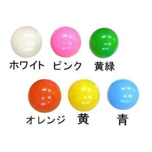 〔バルーン〕40cm ふうせんバレー ライトカラー 6色(6枚入り)〔ふうせんバレー〕|itibei