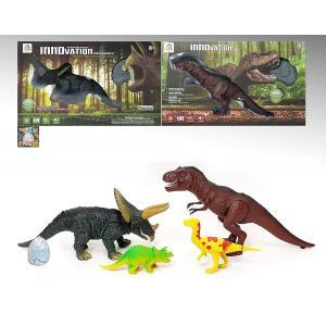 恐竜ラジコンセットミニ / クリスマスプレゼント / 福袋 / 男の子おもちゃ|itibei