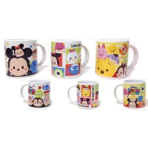 【景品玩具】ディズニーツム柄 マグカップ 3柄入り ギフトは個別包装でお届け|itibei