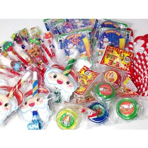 【クリスマス景品】配り景品 クリスマスセット アソ-ト50個入り|itibei