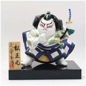 わらべ歌舞伎人形 松王丸 / 歌舞伎 博多人形|itibei