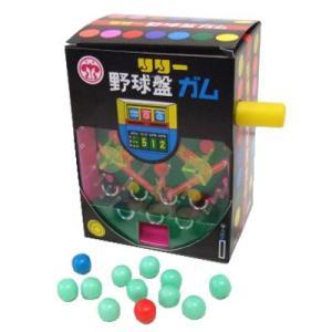 〔駄菓子〕野球盤ガム(1個)|itibei