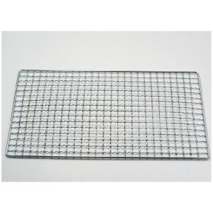 焼き網 30×18cm 切り出し珪藻土七輪 長角30号用|itibei