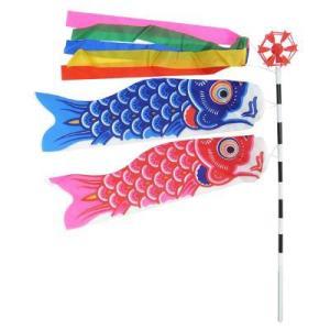 〔こどもの日〕NO.600 鯉のぼり(袋入り) (5個入り) itibei