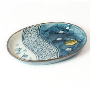 〔和皿・洋皿 瀬戸焼〕 梅祥瑞 ケーキ皿 5個組|itibei