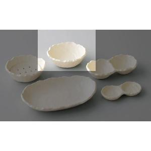 〔小付・鉢 万古焼〕 ホワイト 小鉢 3個組|itibei|02