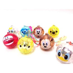 〔光る玩具〕ディズニー フラッシュ ボールペンダント36 入 itibei
