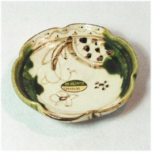 〔瀬戸焼 和皿・洋皿〕 赤津焼織部 4.0皿 5個組|itibei