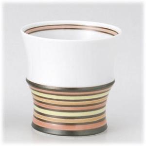 〔有田焼 フリーカップ〕 カラーズピンク(シングル) ミニワビカップ 3個組|itibei
