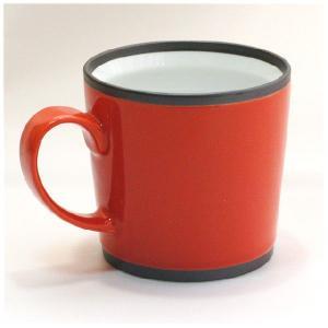 〔有田焼 マグカップ〕 カラー ワビマグカップ(R)|itibei