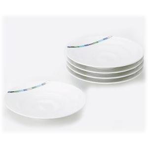 〔有田焼 和皿・洋皿〕 永遠(青) 5寸皿揃|itibei