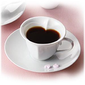 〔有田焼 コーヒー碗皿〕 セラハート コーヒーC/S itibei
