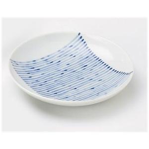 〔有田焼 和皿・洋皿〕 藍らいん 取皿 5個組|itibei