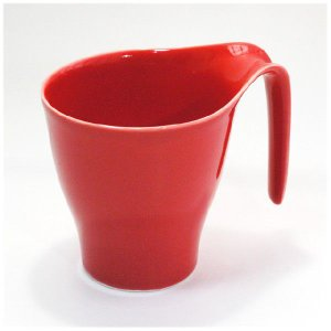 〔波佐見焼 マグカップ〕 夢色(紅) SマグL|itibei