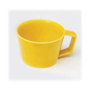 〔有田焼 マグカップ〕 タグイズム イエロー スープマグ 3個組|itibei