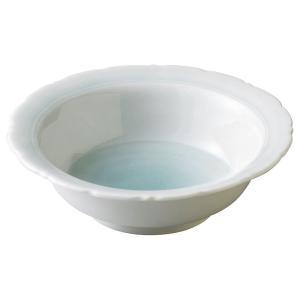 蘇山窯 青白磁輪花 和み鉢 / 美濃焼|itibei