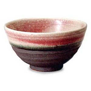 〔信楽焼 飯椀・茶漬碗〕 ラズベリー飯碗|itibei